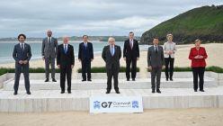 Cumbre del G7. La pandemia y la vacunación, dos temas clave.