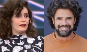 Romina Ricci y Luciano Castro