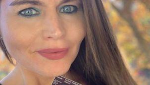 Angie Balbiani anunció que está embarazada