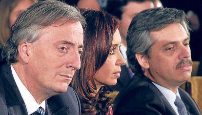 """Líderes. """"Ni el actual gobierno ni los anteriores son ni fueron peronistas""""."""