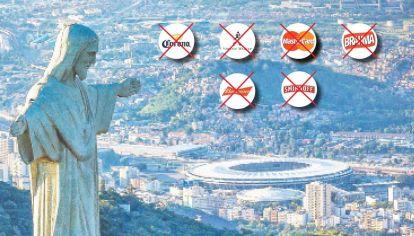 La obstinación de la Conmebol y de Jair Bolsonaro tendrá un costo: tres grandes empresas retiraron sus marcas como patrocinadoras del torneo.