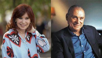Cristina Kirchner y Antonio Stiuso.