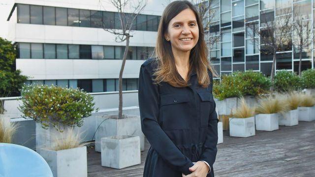 Fernanda Raverta, en la entrevista con Jorge Fontevecchia.