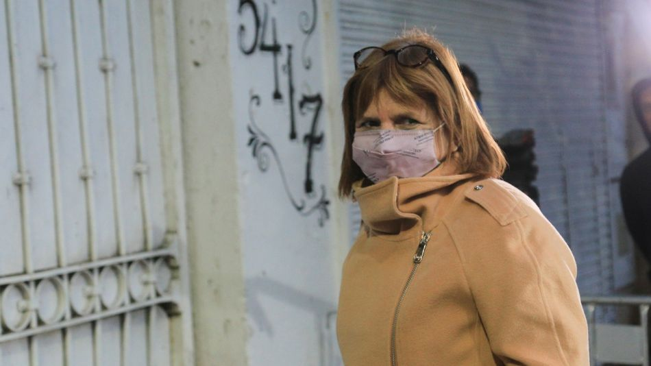 Patricia Bullrich, titular del PRO.