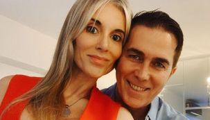 Lara Piro y Rodolfo Barili