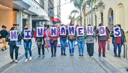 Seis años. Balance y desafíos del movimiento Ni Una Menos en un nuevo aniversario.