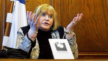 Jueza María Sevini