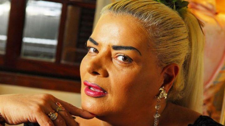Reapareció Lia Crucet: Preocupó su aspecto y habló de su salud