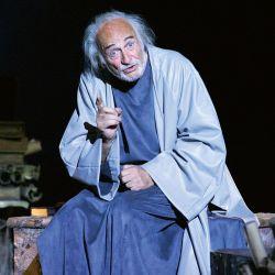 """Héctor Alterio en """"Yo, Claudio"""" en Teatroteca   Foto:Teatroteca"""