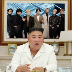 Kim Jon Un le declaró la guerra al K-pop   Foto:CEDOC.