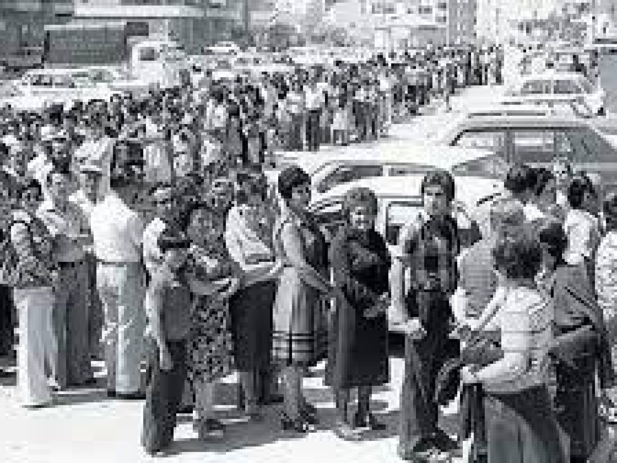 El 15 de junio de 1977 los españoles volvieron a votar luego de 41 años