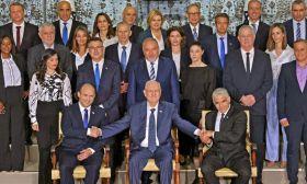 Israel handover