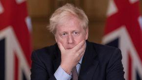Boris Johnson Reino Unido