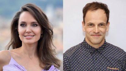 Descubren a Angelina Jolie ingresando a la casa de su ex marido