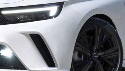 Así sería el nuevo Astra, primo hermano del Peugeot 308