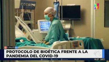 Protocolo de bioética en sanatorios y hospitales