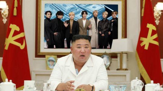 Kim Jon Un le declaró la guerra al K-pop