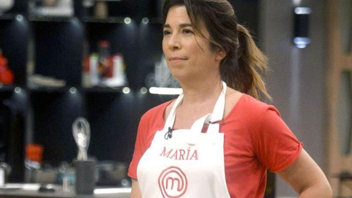 MasterChef Celebrity 2: María O'Donnell eliminada