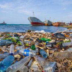 Entre 2016 y 2040, se arrojarán más de 1.300 millones de toneladas de plástico en tierra y en los océanos.
