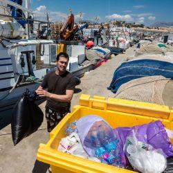 En el mundo hay cerca de unos 11 millones de personas que recogen alrededor del 58 % de todo el material plástico que se recicla en todo el planeta
