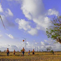 La energía eólica terrestre ya es la forma más barata de nueva generación de energía en muchos países.