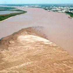 Una de las provincias más afectadas por la bajante del Paraná es Santa Fe, donde el río cayó a su nivel mínimo en siete meses.