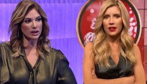 Se filtraron detalles de una pelea entre Alessandra Rampolla y Laurita Fernández