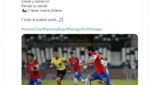 selección de Chile