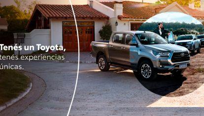 Llegó Club Toyota, un nuevo programa de beneficios y exclusividades