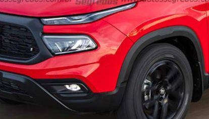 Así sería el nuevo SUV de Fiat Toro con tamaño de Jeep Compass