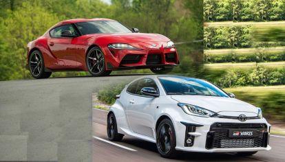 Antes de fin de mes, Toyota lanzará los nuevos GR Yaris y GR Supra