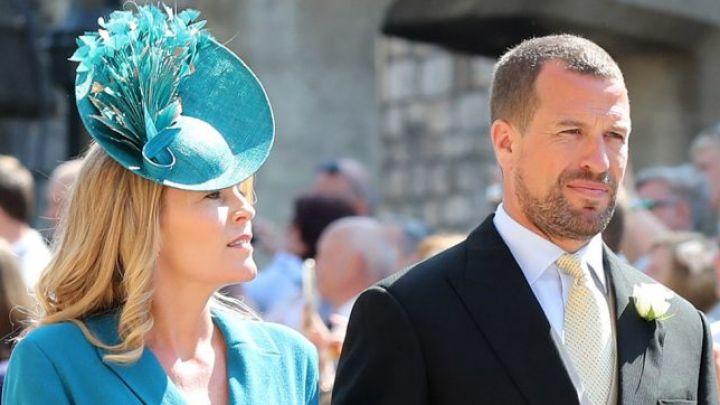 Se divorció Peter Phillips, el nieto mayor de Isabel II