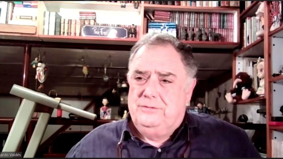 Eduardo Valdés Posgrado