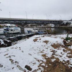 La caída de nieve puede llegar a registrarse nuevamente en las capitales de Córdoba, de Mendoza y de San Luis.