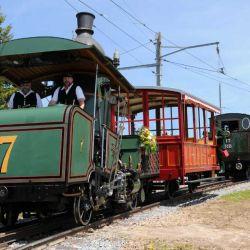 Hace 150 años, el 21 de mayo de 1871, comenzó a funcionar en Suiza el primer tren de montaña de Europa.