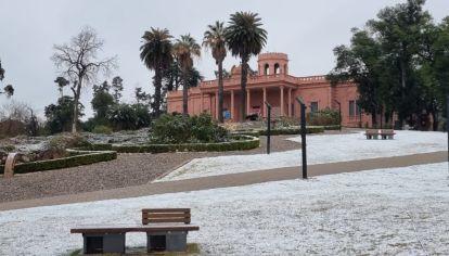 Córdoba nevada.