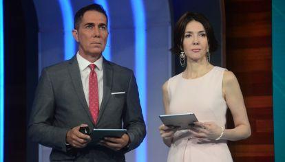 Rodolfo Barili y Cristina Pérez devastados por la muerte de un compañero de Telefe Noticias