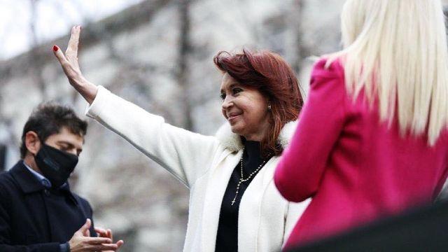 Cristina Fernández 20210616