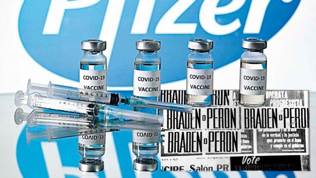 Pfizer o Perón