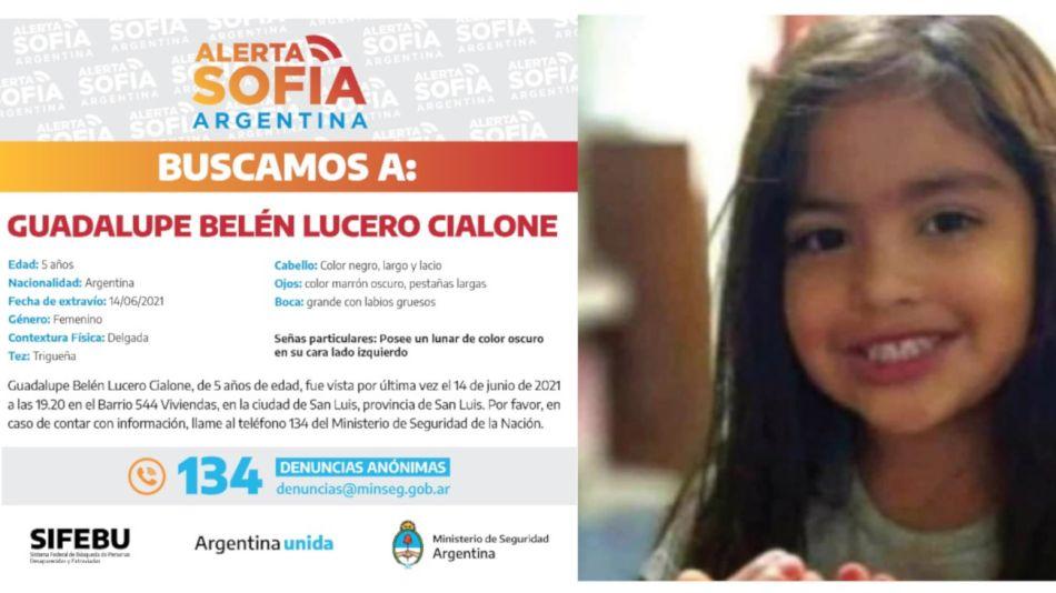 2021 16 06 Guadalupe Lucero Operativo Alerta Sofia