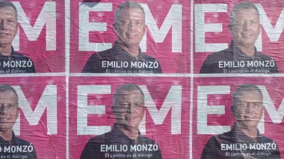 Los afiches de Emilio Monzó