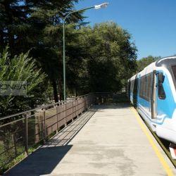 La Estación Bialet Massé es una de las paradas que se verá beneficiada por las obras.