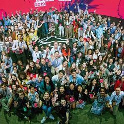 La Cumbre Agrícola de la Juventud   Foto:Gentileza: Bayer