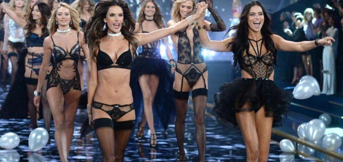 Victoria's Secret le dice adiós a su ángeles y las reemplaza por mujeres empoderadas