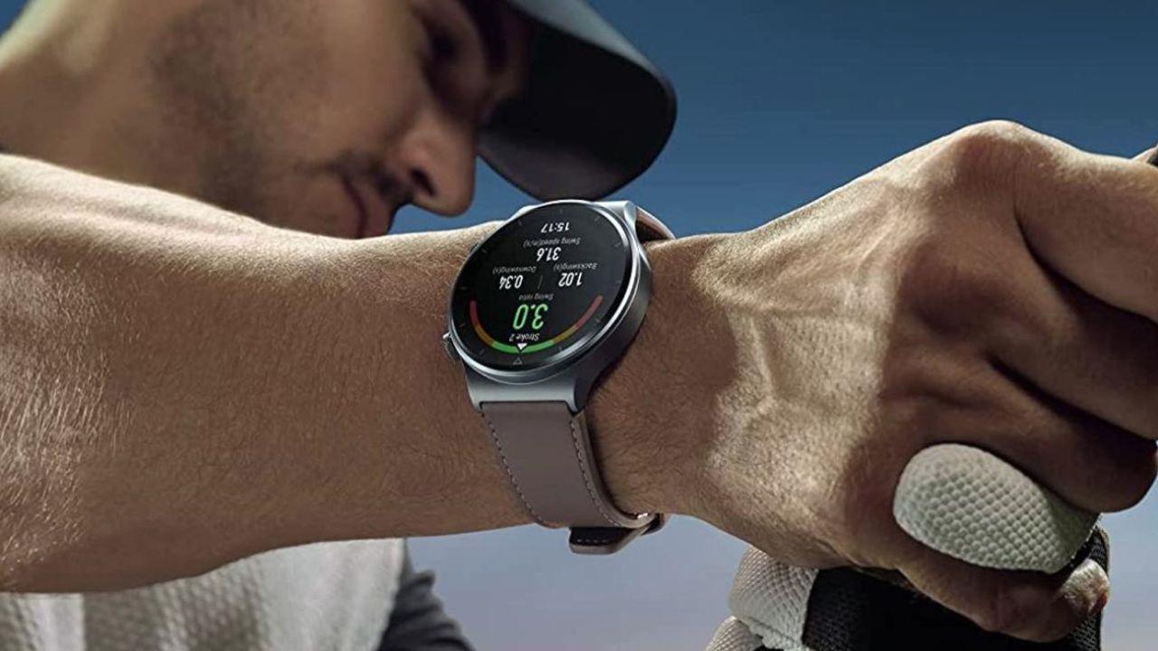 Huawei Watch GT2 Pro. | Foto:CEDOC