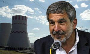 Roberto Salvarezza no descartó la compra de una central nuclear a Rusia