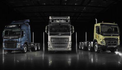 Volvo lanza la nueva Línea F