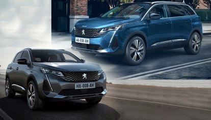 Peugeot lanzó los nuevos 3008 y 5008: precios, versiones y ficha