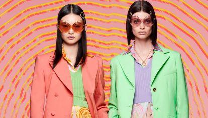 Versace: Así es la nueva y psicodélica colección