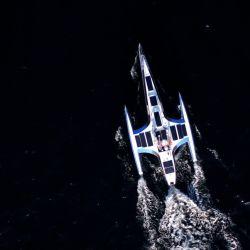 Para que el Mayflower sea una embarcación totalmente autónoma ha sido necesario equiparla con 50 sensores.